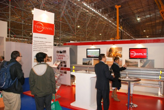 THE REFRESHING PROPOSAL OF TECNOVIAL IN EXPOMIN